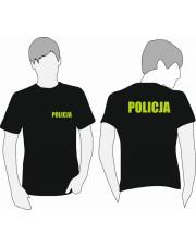 KOSZULKA T-SHIRT JHK POLICJA